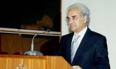 جسٹس (ر)ناصر الملک آج نگراں وزیراعظم کے عہدے کا حلف اٹھائیں گے