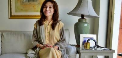 حکومت جانے پر شہباز شریف کی اہلیہ تہمینہ درانی خوش