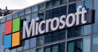 مائیکروسافٹ گوگل کو پیچھے چھوڑتے ہوئے دنیا کی تیسری بڑی کمپنی بن گئی