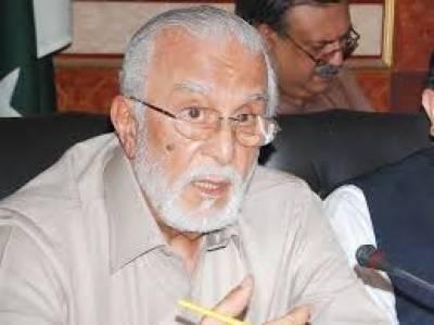 مسلم لیگ کے سینئر رہنما ذوالفقار کھوسہ کی تحریک انصاف میں شمولیت