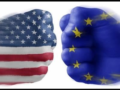 امریکی محصولات کا جواب فوری ٹیکس لگا کر دیں گے، یورپ کی دھمکی