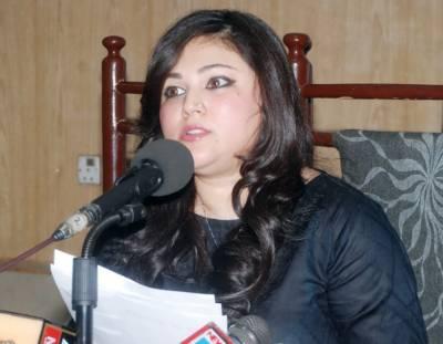 نصرت فتح علی خان کی صاحبزادی کا بغیر اجازت گیت گانے پر کارروائی کا اعلان
