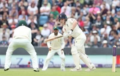 لیڈز ٹیسٹ میں انگلینڈ کی برتری 128 رنز