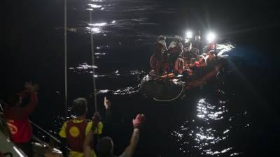 تیونس کے جنوبی ساحل کے قریب کشتی الٹنے سے 35 مہاجرین جاں بحق، 68 کو بچا لیا گیا