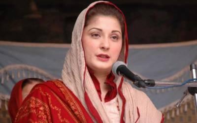 ن لیگ کے مقابلے میں کوئی سیاسی جماعت نظر نہیں آ رہی:مریم نواز شریف