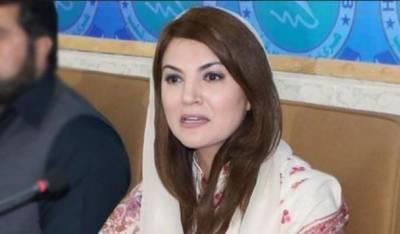 ریحام خان نے عمران خان پر ایک اور گناؤنا الزام عائد کر دیا