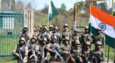 پہلی مرتبہ پاکستان اور بھارت مشترکہ فوجی مشقوں میں حصہ لینے کیلئے تیار