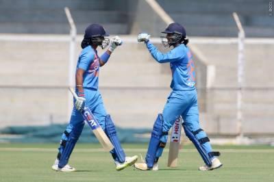 ویمنز ایشیا ٹی20 کپ:بھارت نے پاکستان کو شکست دیکر فائنل کی دوڑ سے باہر کردیا