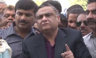 احتساب عدالت نے ڈاکٹر عاصم کو بیرون ملک جانے کی اجازت دیدی