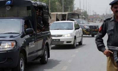سندھ میں وی آئی پیز سے غیر ضروری سیکیورٹی واپس لینے کا حکم برقرار