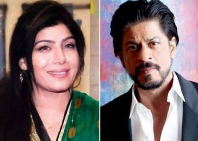 شاہ رخ خان نے شبنم مجید کو بھارت آنے کی دعوت دیدی