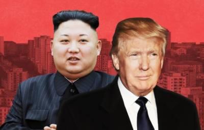 امریکی صدر ڈونلڈ ٹرمپ اور شمالی کوریا کے رہنما کی ملاقات 12 جون کو سنگاپور میں ہوگی