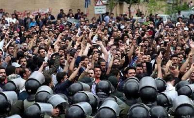 ایران ،حکومت مخالف ٹرک ڈرائیوروں کی ہڑتال تیسرے ہفتے میں داخل، تہران میں بھی مظاہرے شروع