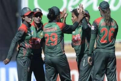 ویمن ٹی ٹونٹی ایشیا کپ: بنگلا دیش نے بھارتی خواتین کا ساتویں بار چیمپئن بننے کا خواب چکناچور کر دیا