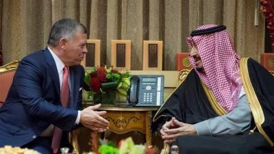 اردن کو2.5 ارب ڈالرکی اقتصادی امداد دیں گے، عرب ممالک