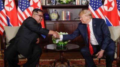 ٹرمپ کی اُن سے ملاقات :شما لی کوریا ایٹمی پروگرام کو رول بیک کرنے کے لیے راضی ہو گیا