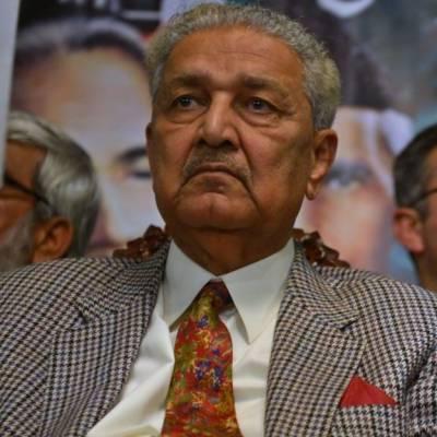 ٹرمپ کِم ملاقات ہاتھ ملانے سے زیادہ کچھ نہیں: ڈاکٹر عبدالقدیر خان