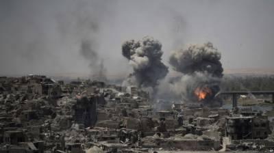 عراق، شام پر امریکی فضائی حملوں میں 300 گنا اضافہ