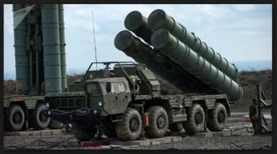 ہم روس سے ایس 400 میزائل سسٹم گودام میں رکھنے کے لیے نہیں لے رہے ہیں