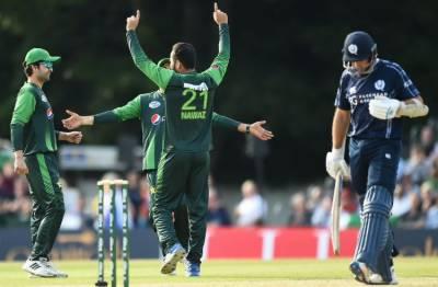 پاکستان نے ٹی ٹونٹی کرکٹ کی تاریخ کا انوکھاریکارڈ بنا ڈالا