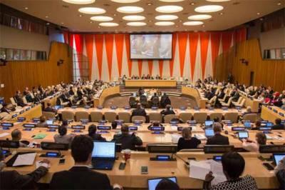 پاکستان اقوام متحدہ کی اقتصادی و سماجی کونسل کا رکن منتخب