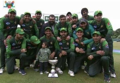 پاکستان نے ٹی ٹوئنٹی کرکٹ میں تاریخ رقم کر دی