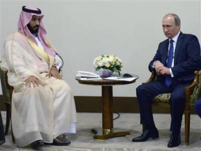 سعودی عرب روس کے ساتھ مل کر کام کرنا جاری رکھنا چاہتا ہے، سعودی ولی عہد