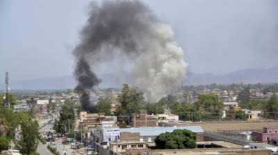 ننگرہار: بم دھماکے میں کم از کم 26 افراد ہلاک