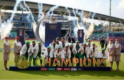 ون ڈے رینکنگ ، پاکستان نے آسٹریلیا کو پیچھے چھوڑ دیا