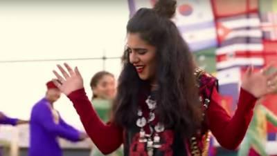 فیفا ورلڈ کپ کیلئے قرةالعین بلوچ کی آواز میں گانا ریلیز