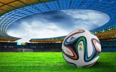 فٹبال ورلڈ کپ میں آج بھی تین میچز کھیلے جائیں گے