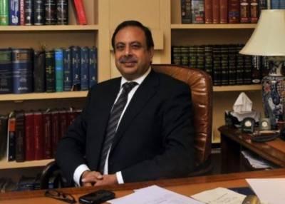 اٹارنی جنرل اشتر اوصاف عہدے سے مستعفی