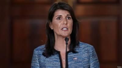 امریکا کا اقوام متحدہ کی انسانی حقوق کونسل سے دستبرداری کا اعلان