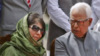 بھارتی کشمیر میں گورنر راج نافذ، فوجی مہم تیز کرنے کا عندیہ