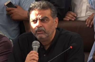 تحریک انصاف نے زعیم قادری کو پی ٹی آئی میں شمولیت کی دعوت دے دی