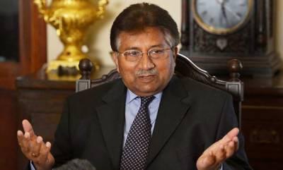 عمران خان کی حکومت اقتدار میں آتی ہے تو بہتر ہوگا، پرویز مشرف