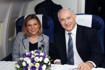 اسرائیلی وزیراعظم نیتن ہاہوکی اہلیہ پر سرکار خزانے میں خورد برد پر فرد جرم عائد