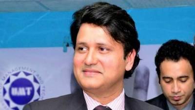 سابق صوبائی وزیر رضا علی گیلانی بھی ن لیگ سے ناراض ہو گئے
