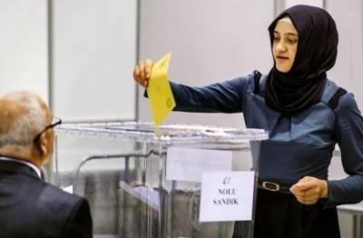 ترکی میں عام انتخابات کیلئے ووٹنگ کا عمل جاری