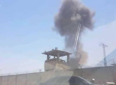 پشاور، تربیتی طیارہ گر کر تباہ ہو گیا، 2 پائلٹ شہید