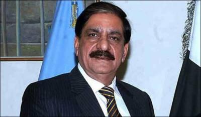 مشیر قومی سلامتی جنرل (ر) ناصر جنجوعہ نے عہدے سے استغفیٰ دے دیا