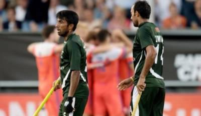چیمپئنز ٹرافی ہاکی ٹورنامنٹ میں پاکستان کو مسلسل تیسری ناکامی