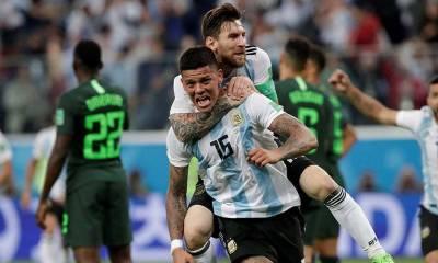 ارجنٹائن کی کامیابی 'تعویز' کا نتیجہ؟