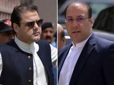 'حسن، حسین نواز کو انٹر پول کے ذریعے پاکستان لانے کی منظوری دیدی'