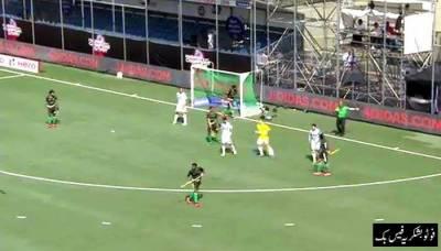 ہاکی چیمپئنز ٹرافی: پاکستان نے ارجنٹینا کو 1-4 سے آؤٹ کلاس کردیا