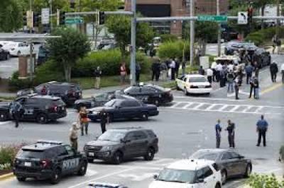 امریکی اخبار کے دفتر میں فائرنگ، 5 افراد ہلاک