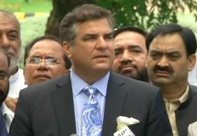 شکرگڑھ این اے 77 سے دانیال عزیز کی نااہلی کے بعد انکی اہلیہ مہناز اکبر الیکشن لڑیں گی