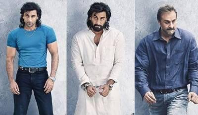 بھارتی سنسر بورڈ نے فلم سنجو پر قینچی چلا دی