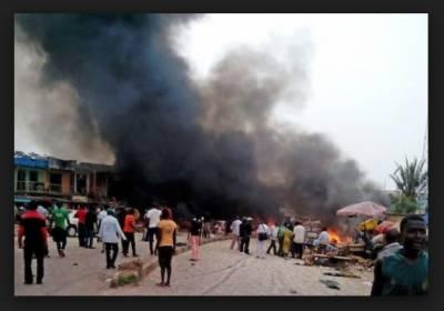 افریقی علاقے ساحل کے عسکری ہیڈکوراٹرز پر حملہ