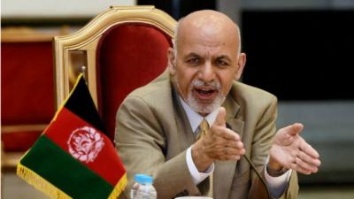 اشرف غنی نے افغان طالبان کو پھر سے امن عمل میں شامل ہونے کی دعوت دیدی